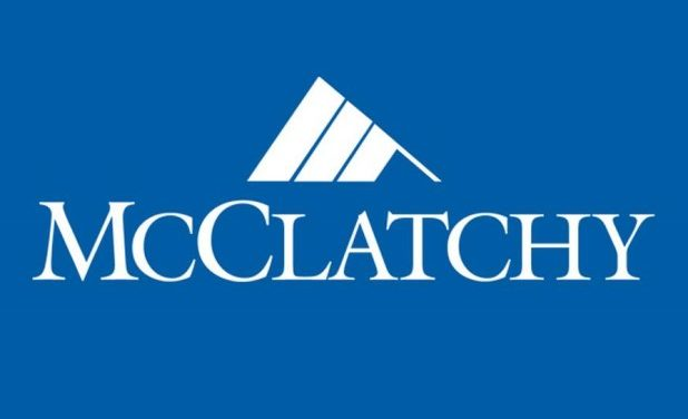 McClatchy, Nation's Second Largest Newspaper Publisher Files For Bankruptcy.